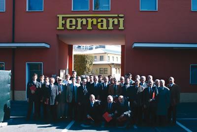 Visita alla Ferrari